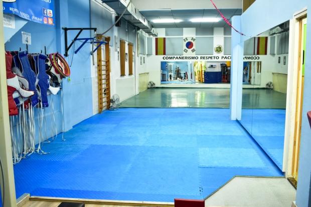 Gimnasio Escuela Artes Marciales Badalona
